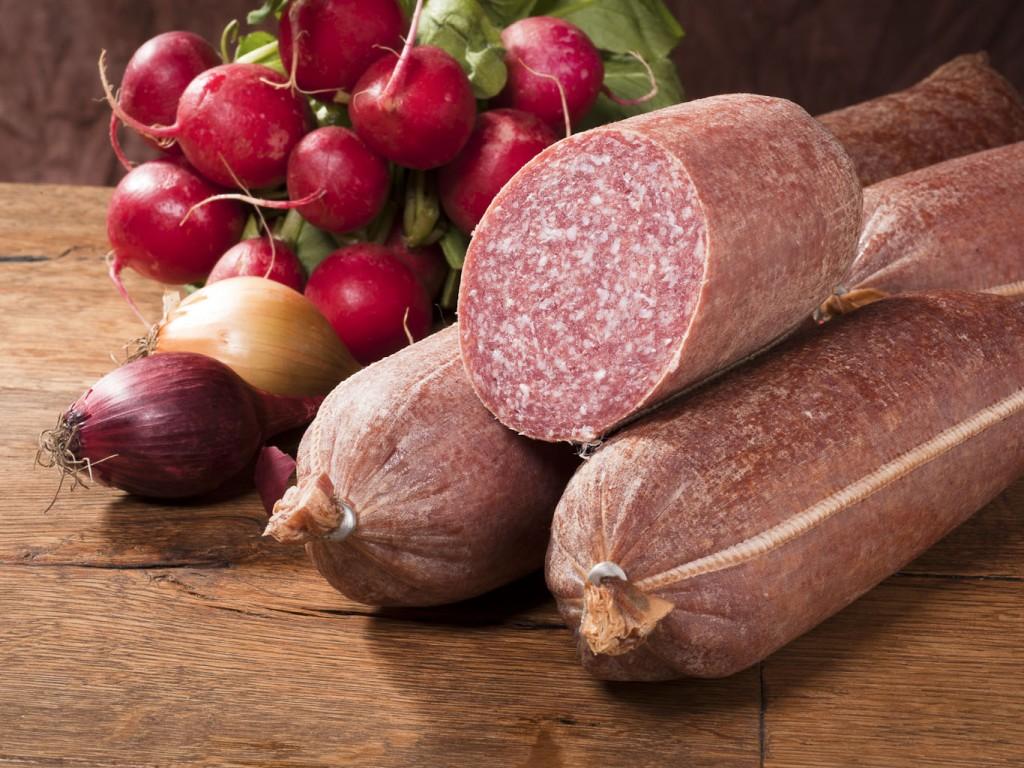 Holsteiner Sommerwurst fein
